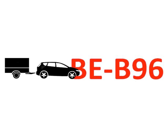 Patente BE – B96 - 18 Anni
